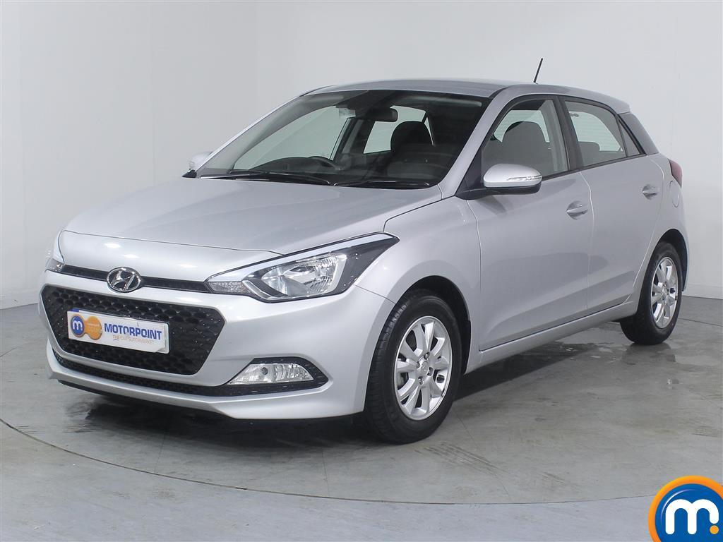 Hyundai I20 SE - Stock Number (968510) - Passenger side front corner