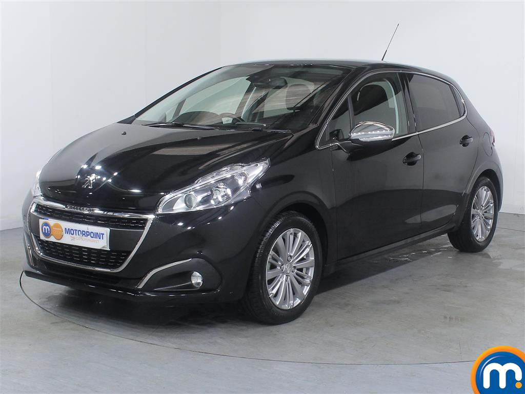 Peugeot 208 Allure - Stock Number (965005) - Passenger side front corner