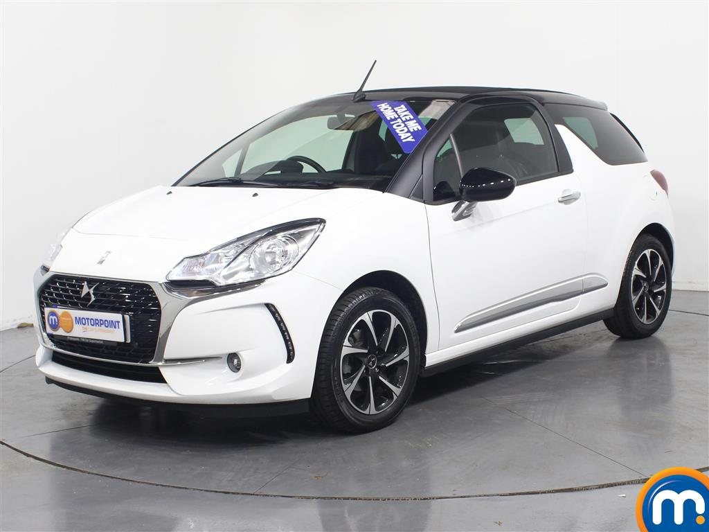 DS Ds 3 Elegance - Stock Number (973050) - Passenger side front corner