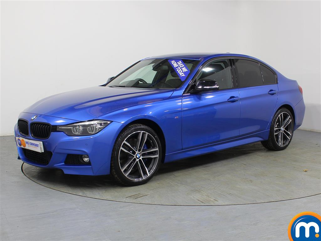 BMW 3 Series M Sport Shadow Edition - Stock Number (957976) - Passenger side front corner