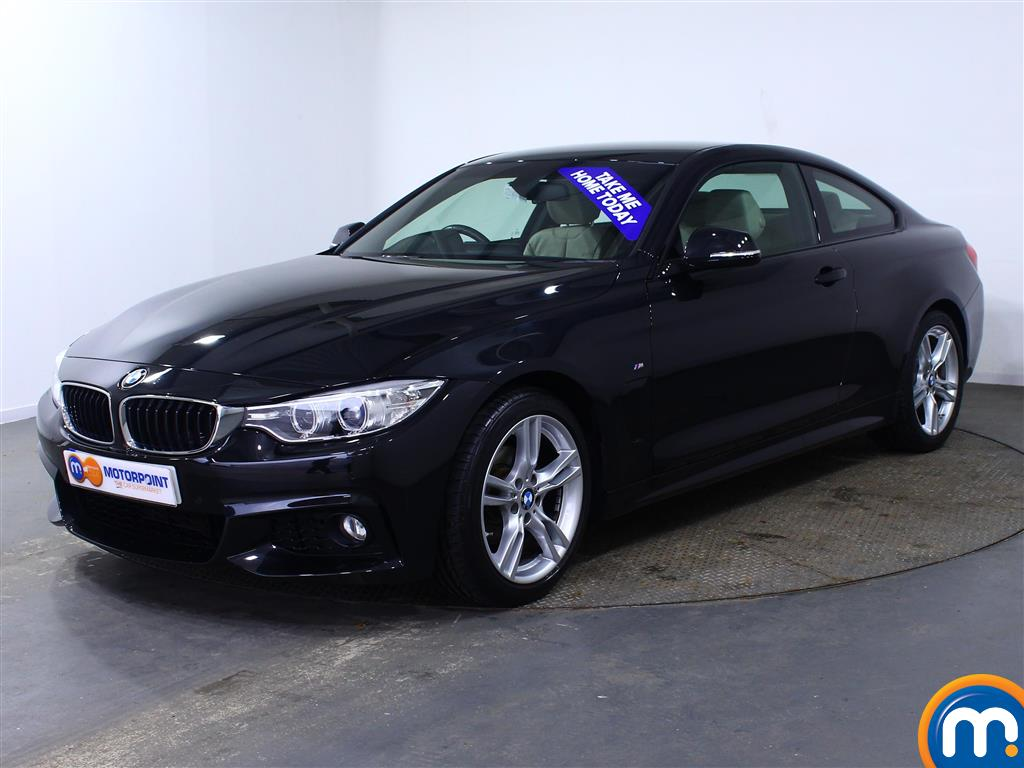 BMW 4 Series M Sport - Stock Number (973320) - Passenger side front corner