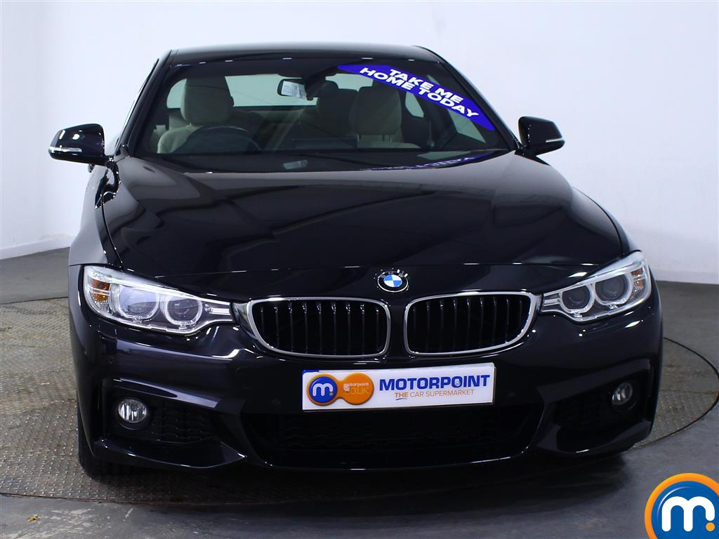 BMW 4 Series M Sport Automatic Petrol Coupe - Stock Number (973320) - Front bumper