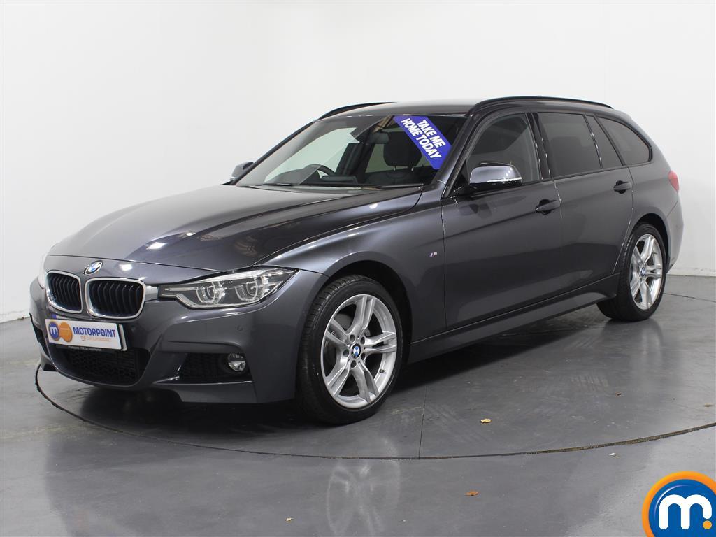 BMW 3 Series M Sport - Stock Number (958884) - Passenger side front corner