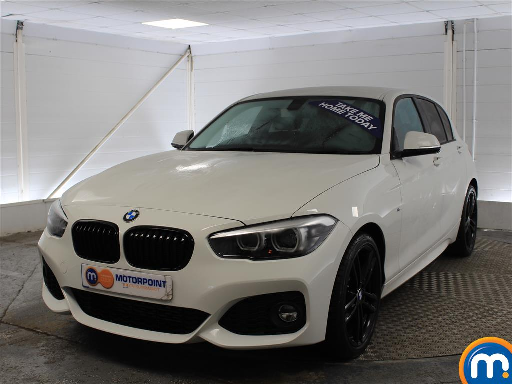 BMW 1 Series M Sport Shadow Edition - Stock Number (964535) - Passenger side front corner