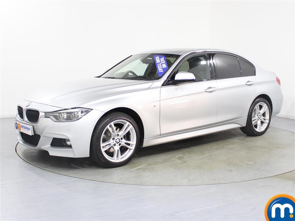BMW 3 Series M Sport - Stock Number (957932) - Passenger side front corner