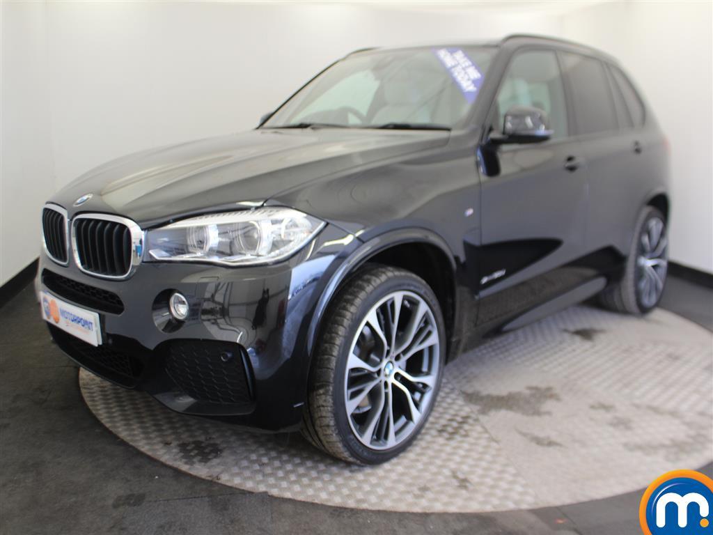 BMW X5 M Sport - Stock Number (966992) - Passenger side front corner