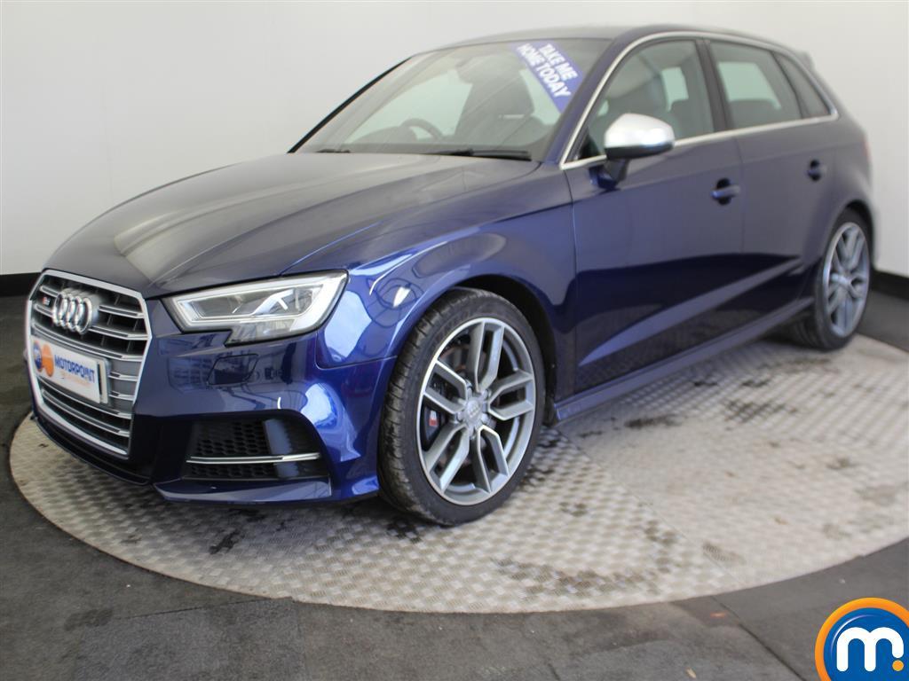 Audi A3 S3 - Stock Number (973558) - Passenger side front corner