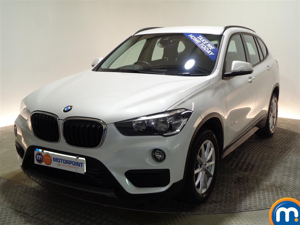 BMW X1 SE - Stock Number (971450) - Passenger side front corner