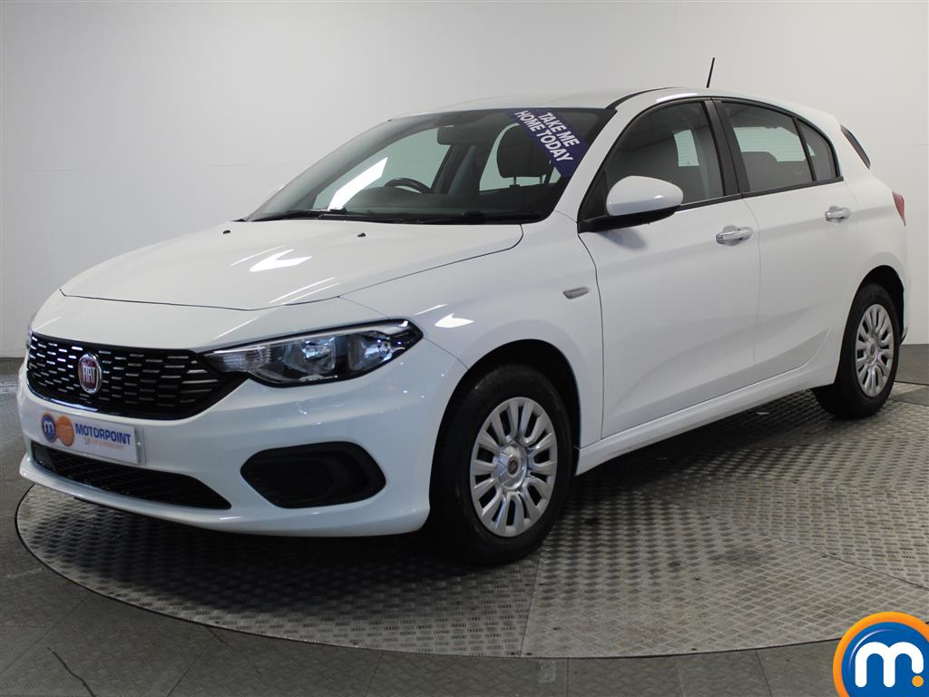 Fiat Tipo Easy - Stock Number (968019) - Passenger side front corner
