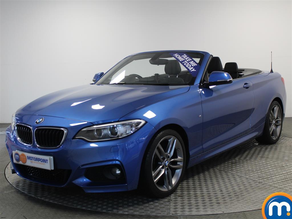 BMW 2 Series M Sport - Stock Number (968765) - Passenger side front corner