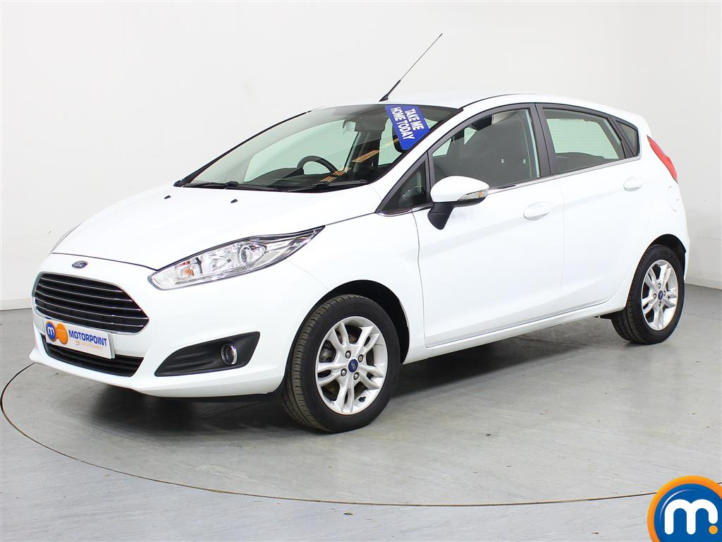 Ford Fiesta Zetec - Stock Number (972718) - Passenger side front corner