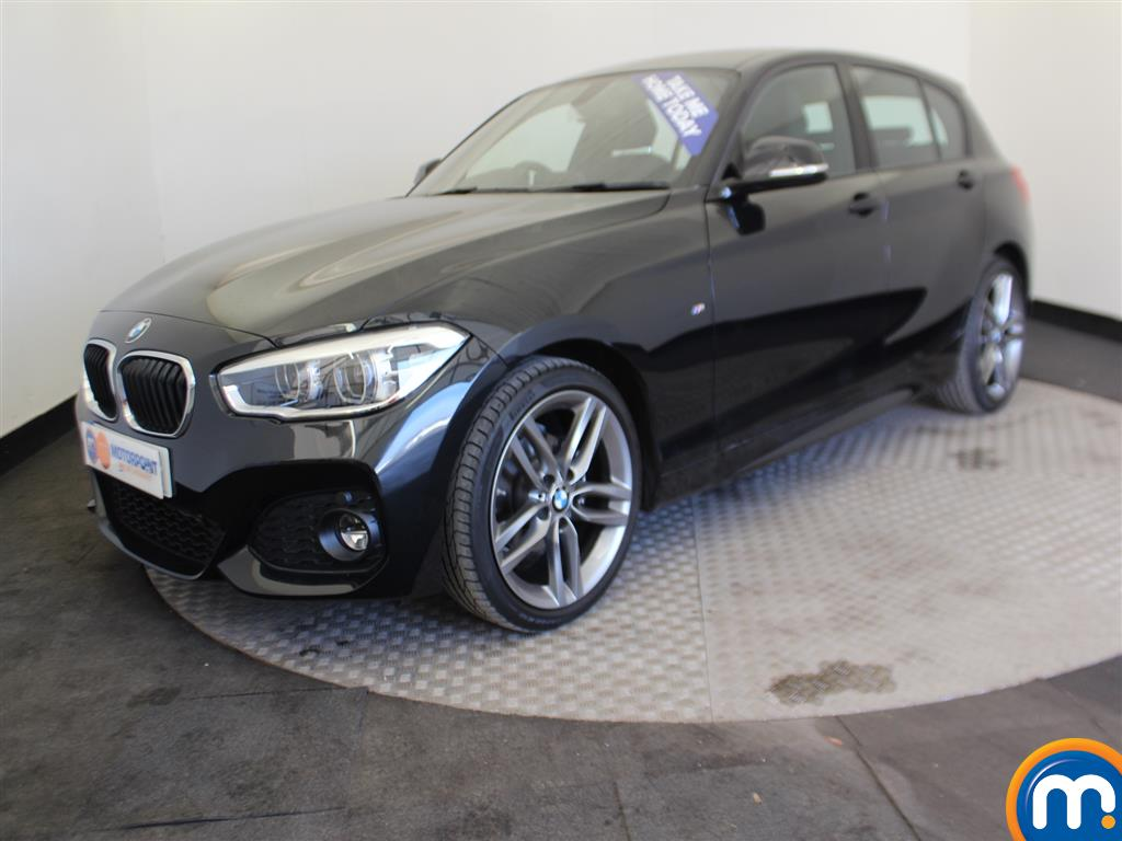 BMW 1 Series M Sport - Stock Number (969878) - Passenger side front corner