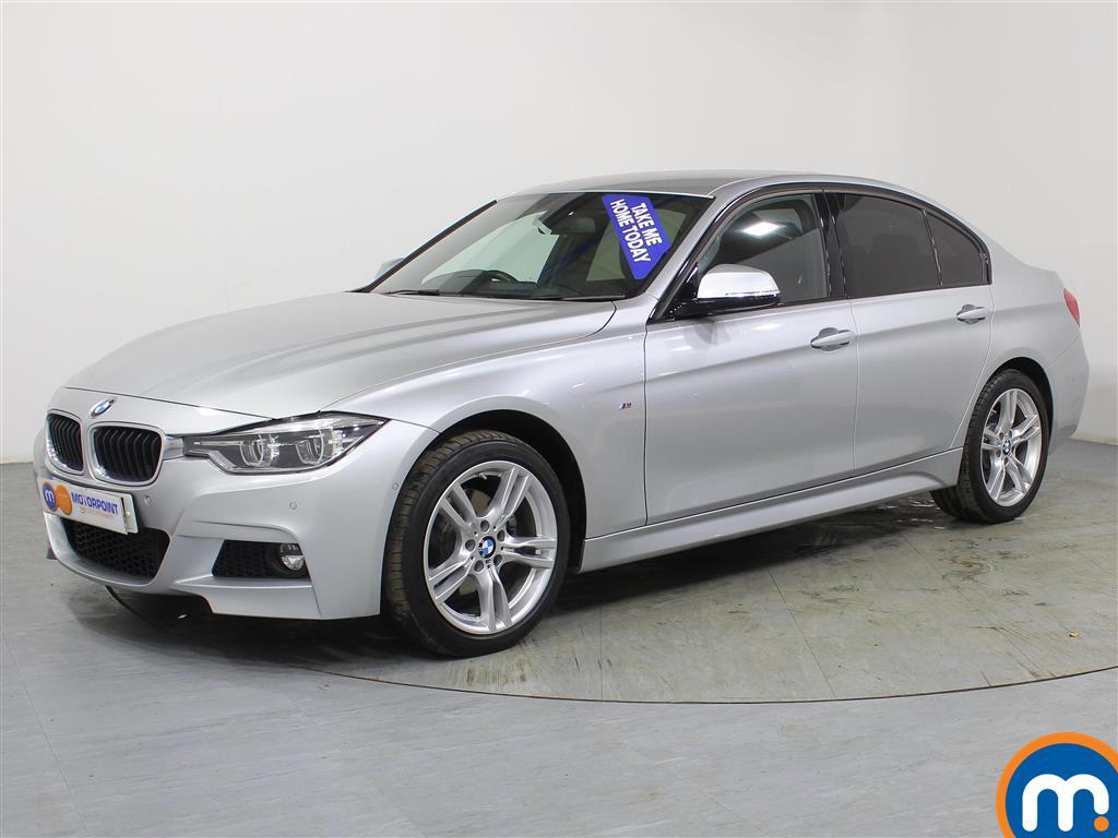 BMW 3 Series M Sport - Stock Number (957860) - Passenger side front corner