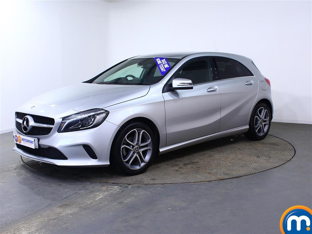 Mercedes-Benz A Class Sport Edition - Stock Number (972534) - Passenger side front corner