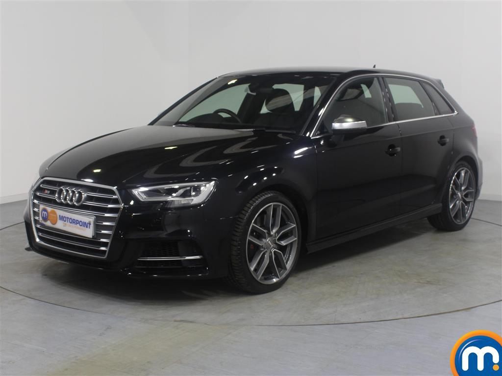 Audi A3 S3 - Stock Number (973262) - Passenger side front corner
