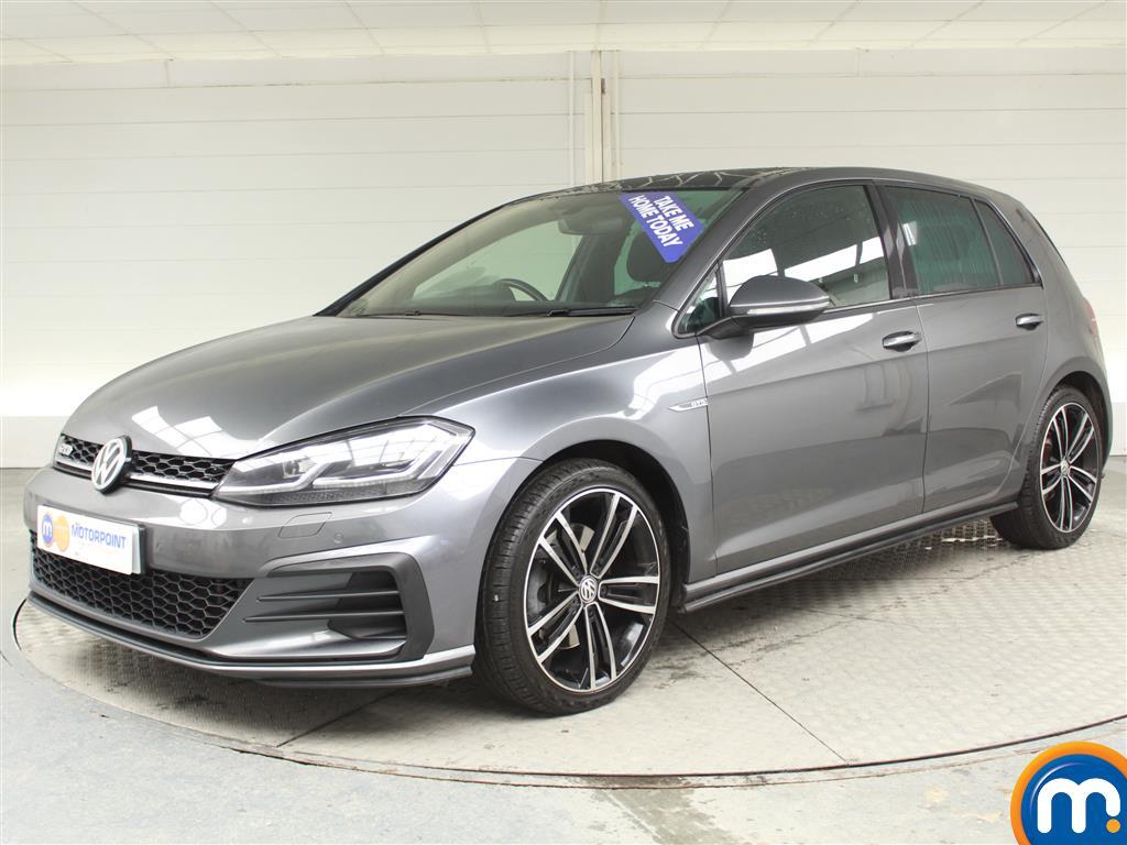 Volkswagen Golf GTD - Stock Number (970306) - Passenger side front corner