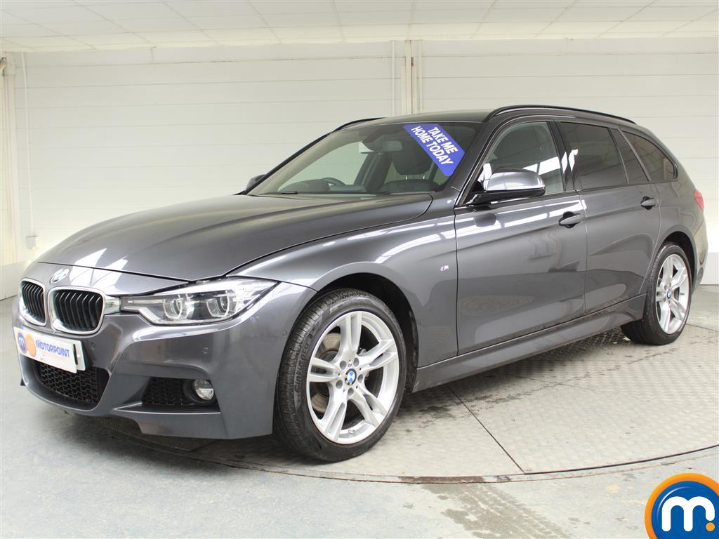 BMW 3 Series M Sport - Stock Number (958893) - Passenger side front corner