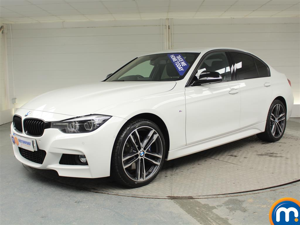 BMW 3 Series M Sport Shadow Edition - Stock Number (957951) - Passenger side front corner