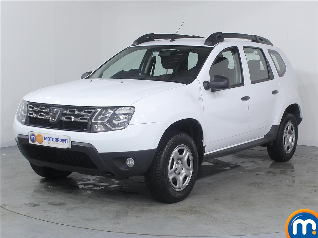 Dacia Duster Air - Stock Number (967347) - Passenger side front corner
