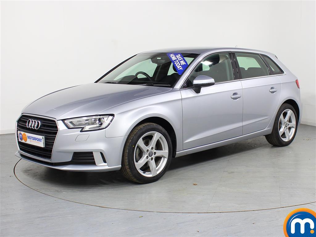 Audi A3 Sport - Stock Number (973113) - Passenger side front corner