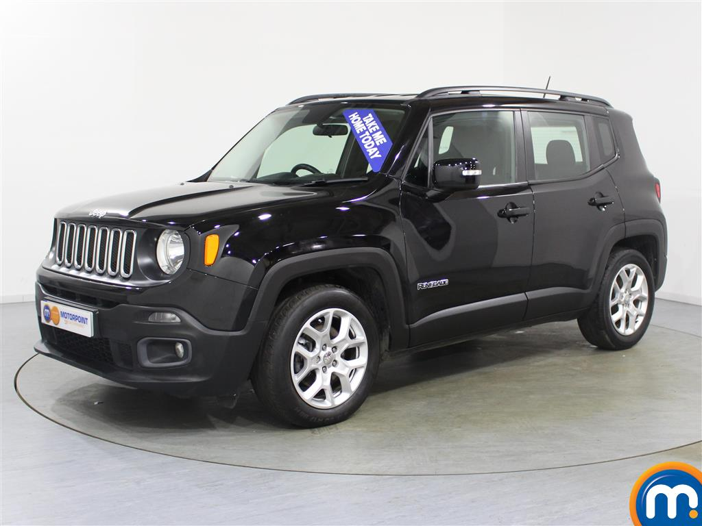 Jeep Renegade Longitude - Stock Number (968605) - Passenger side front corner
