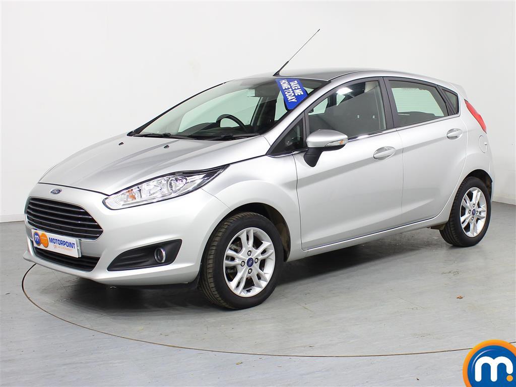 Ford Fiesta Zetec - Stock Number (972365) - Passenger side front corner
