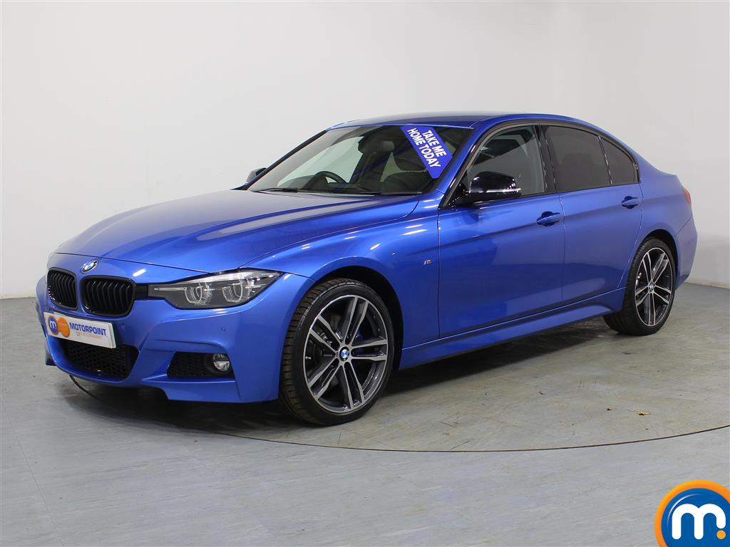 BMW 3 Series M Sport Shadow Edition - Stock Number (969155) - Passenger side front corner