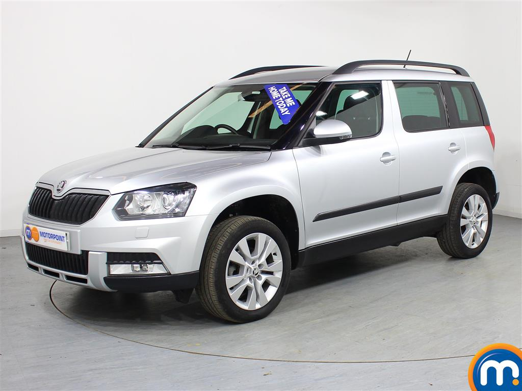 Skoda Yeti Outdoor SE L - Stock Number (973130) - Passenger side front corner