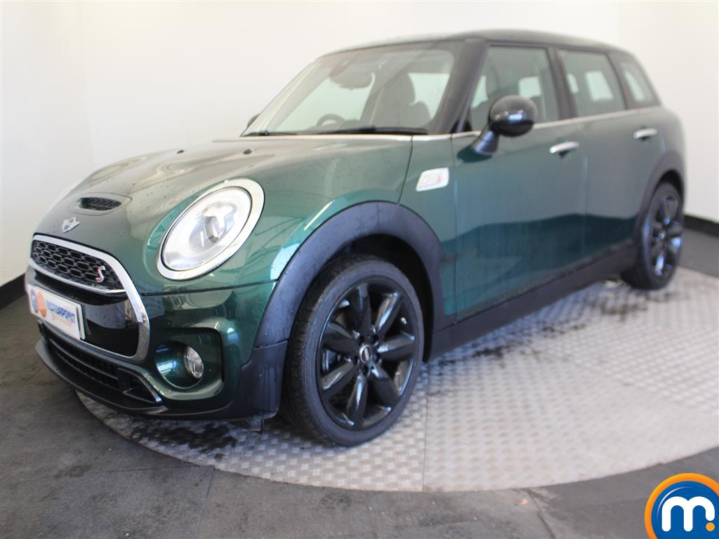 Mini Clubman Cooper S - Stock Number (970111) - Passenger side front corner