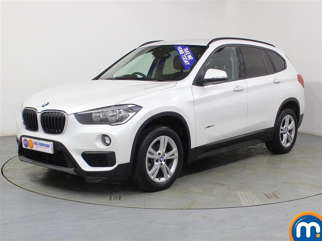 BMW X1 SE - Stock Number (970760) - Passenger side front corner