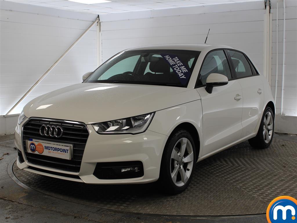 Audi A1 Sport - Stock Number (973478) - Passenger side front corner