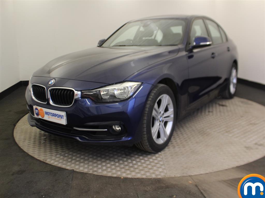 BMW 3 Series Sport - Stock Number (972008) - Passenger side front corner