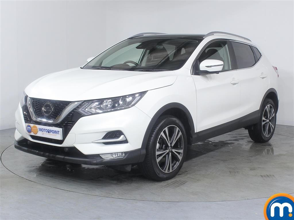 Used or Nearly New Nissan Qashqai Nissan 1.2 DiG-T N ...