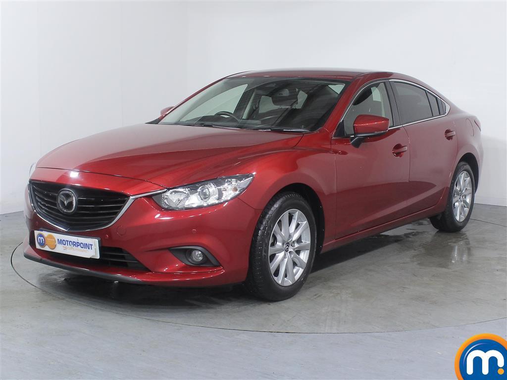 Mazda 6 SE-L Nav - Stock Number (968619) - Passenger side front corner