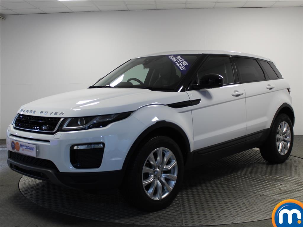 Land Rover Range Rover Evoque Se Tech Manual Diesel Crossover - Stock Number (970913) - Passenger side front corner
