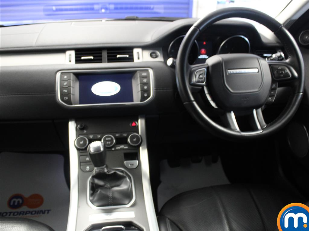 Land Rover Range Rover Evoque Se Tech Manual Diesel Crossover - Stock Number (970913) - 5th supplementary image
