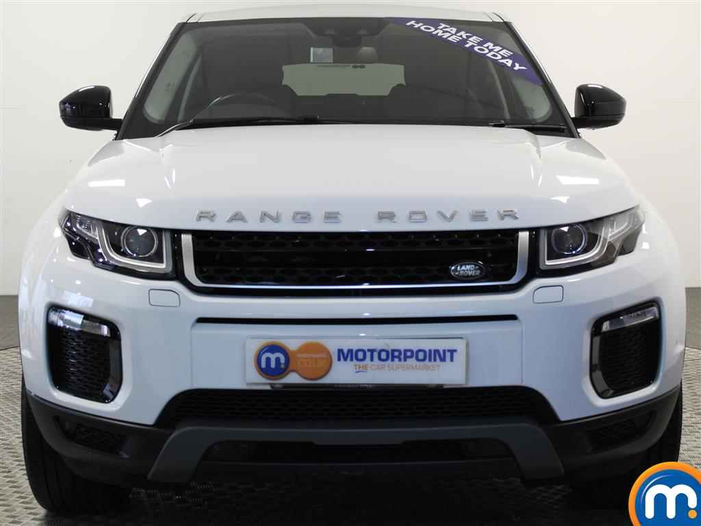 Land Rover Range Rover Evoque Se Tech Manual Diesel Crossover - Stock Number (970913) - Front bumper