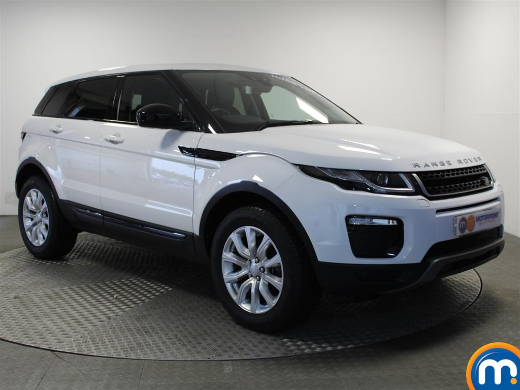 Land Rover Range Rover Evoque Se Tech Manual Diesel Crossover - Stock Number (970913) - Drivers side front corner