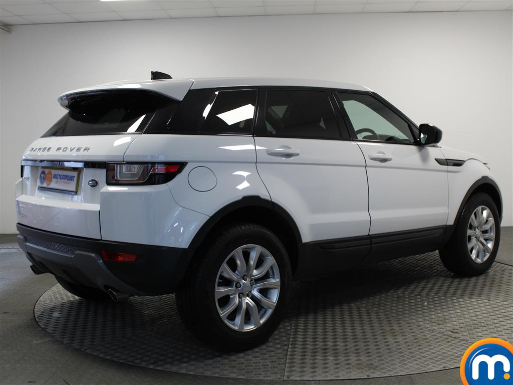Land Rover Range Rover Evoque Se Tech Manual Diesel Crossover - Stock Number (970913) - Drivers side rear corner