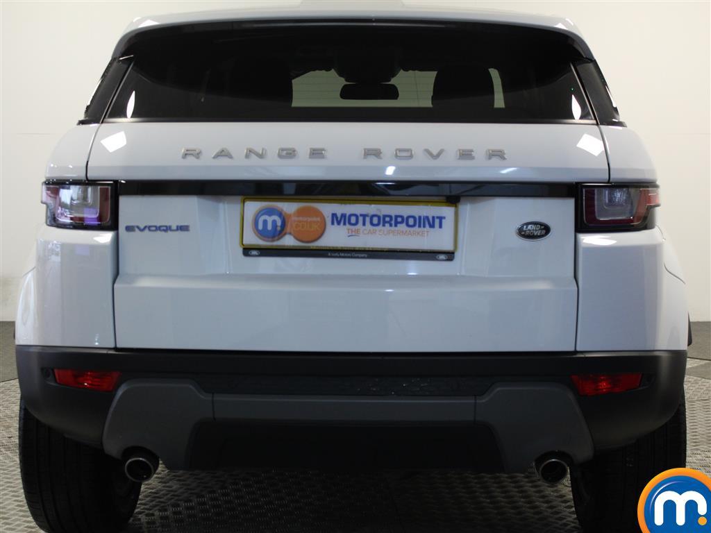 Land Rover Range Rover Evoque Se Tech Manual Diesel Crossover - Stock Number (970913) - Rear bumper