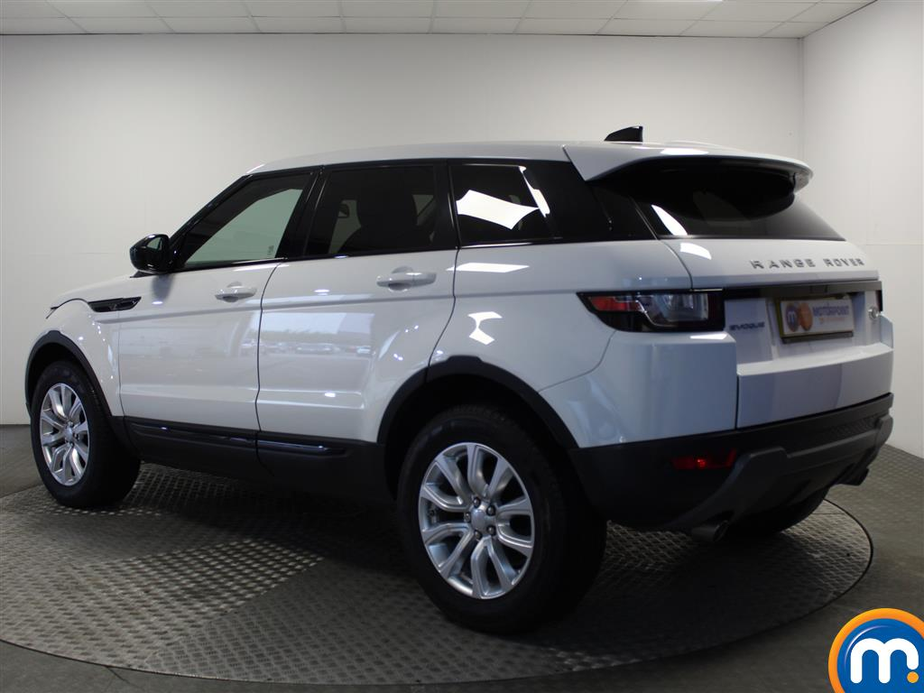 Land Rover Range Rover Evoque Se Tech Manual Diesel Crossover - Stock Number (970913) - Passenger side rear corner