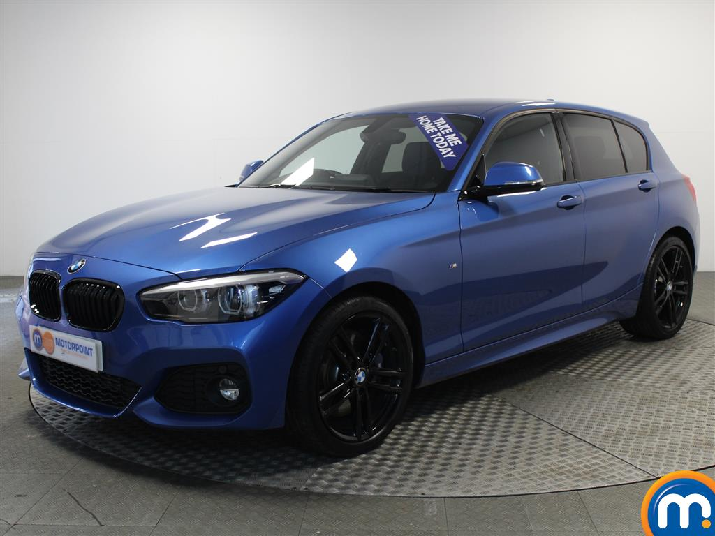 BMW 1 Series M Sport Shadow Edition - Stock Number (964591) - Passenger side front corner