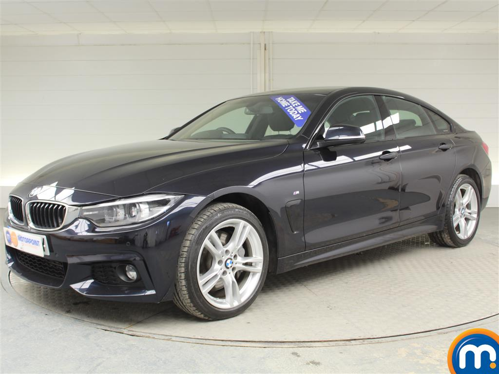 BMW 4 Series M Sport - Stock Number (970126) - Passenger side front corner