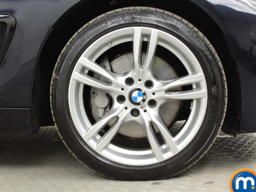 BMW 4 Series M Sport Automatic Diesel Coupe - Stock Number (970126) - 3rd supplementary image