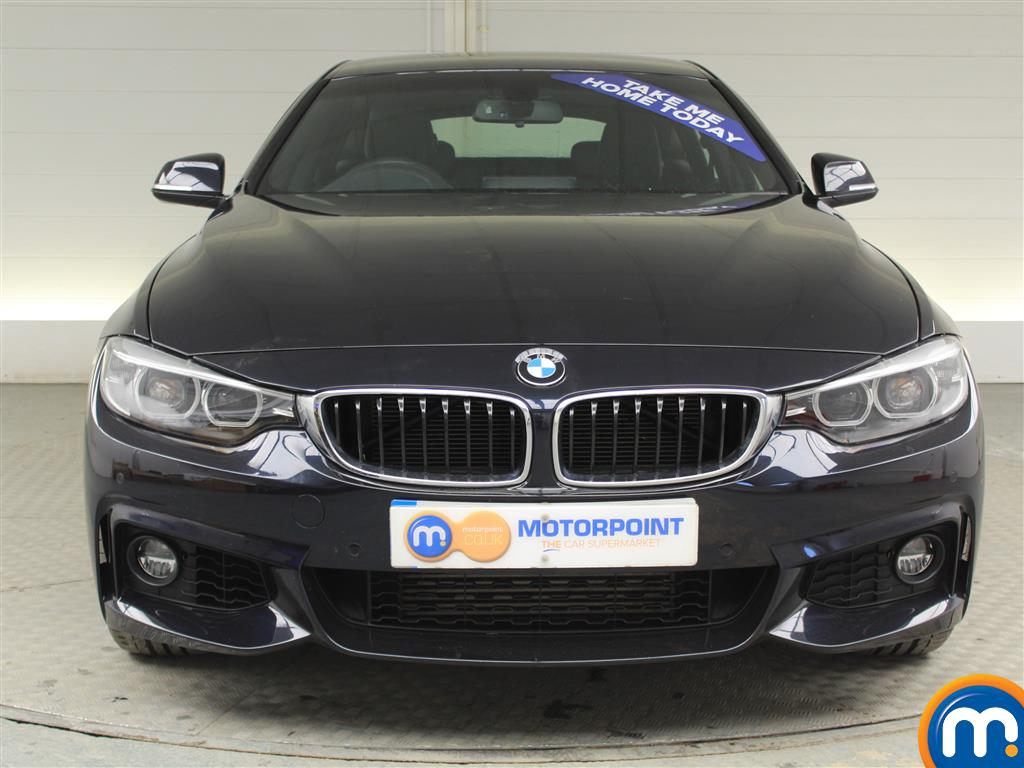 BMW 4 Series M Sport Automatic Diesel Coupe - Stock Number (970126) - Front bumper