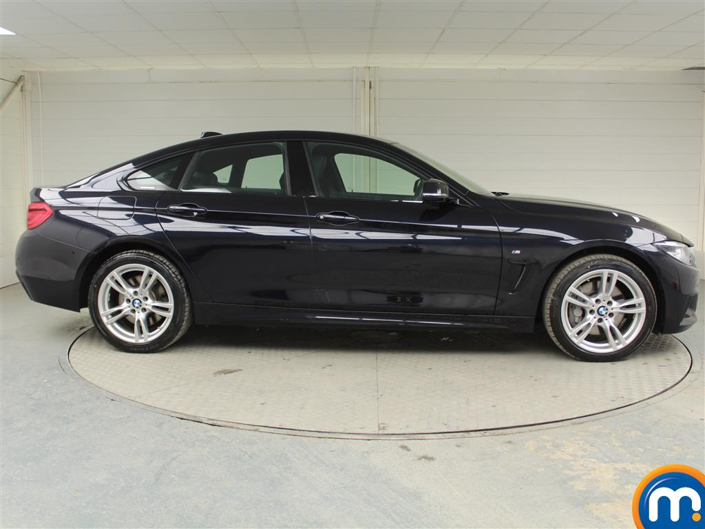 BMW 4 Series M Sport Automatic Diesel Coupe - Stock Number (970126) - Drivers side