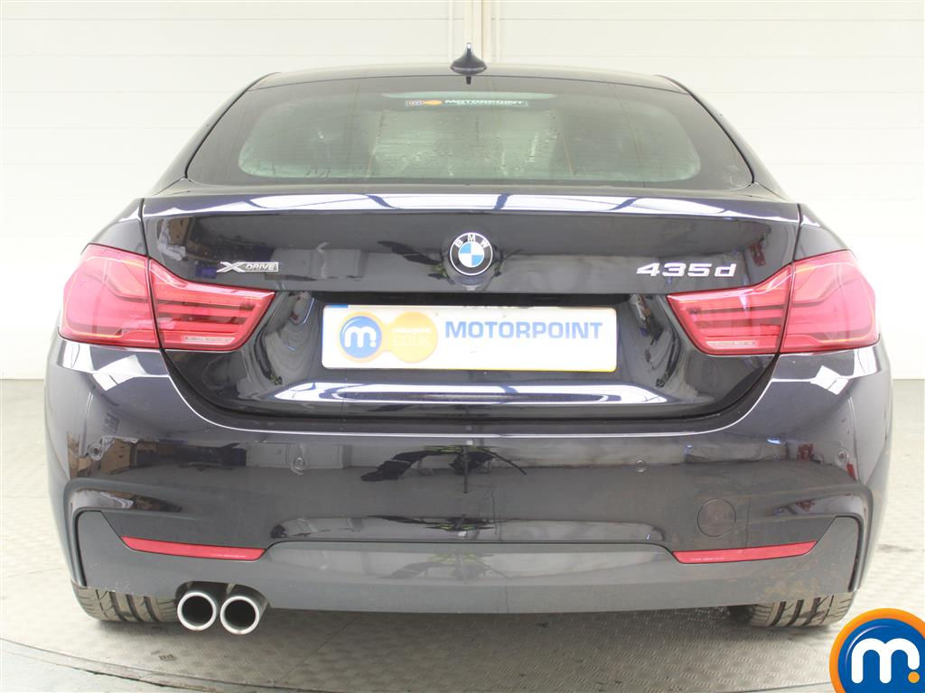 BMW 4 Series M Sport Automatic Diesel Coupe - Stock Number (970126) - Rear bumper