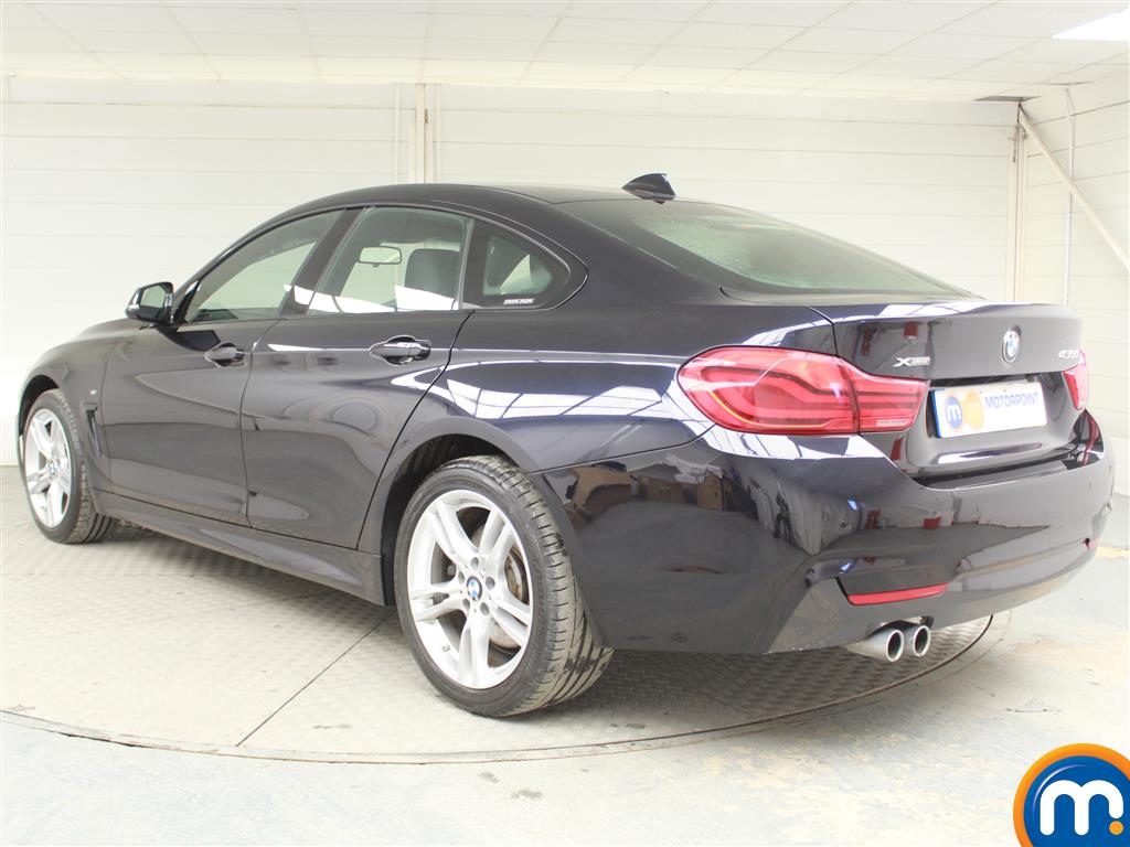 BMW 4 Series M Sport Automatic Diesel Coupe - Stock Number (970126) - Passenger side rear corner