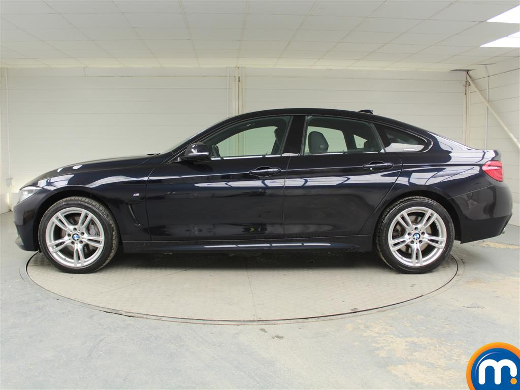 BMW 4 Series M Sport Automatic Diesel Coupe - Stock Number (970126) - Passenger side