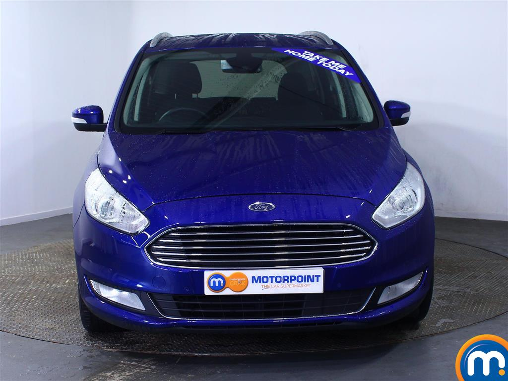 Ford Galaxy Titanium Automatic Diesel People Carrier - Stock Number (972367) - Front bumper